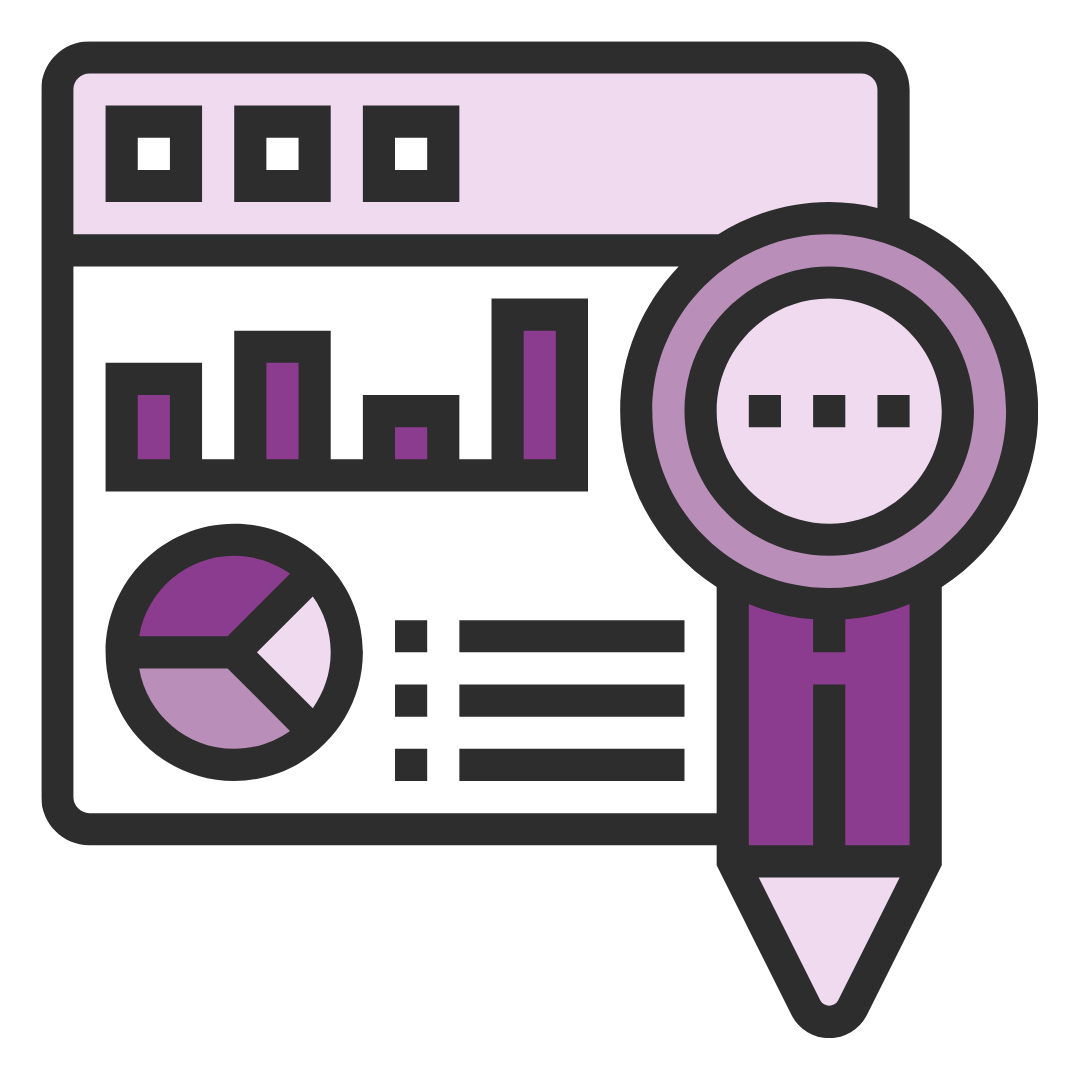 digital-marketing-research-includes-icon