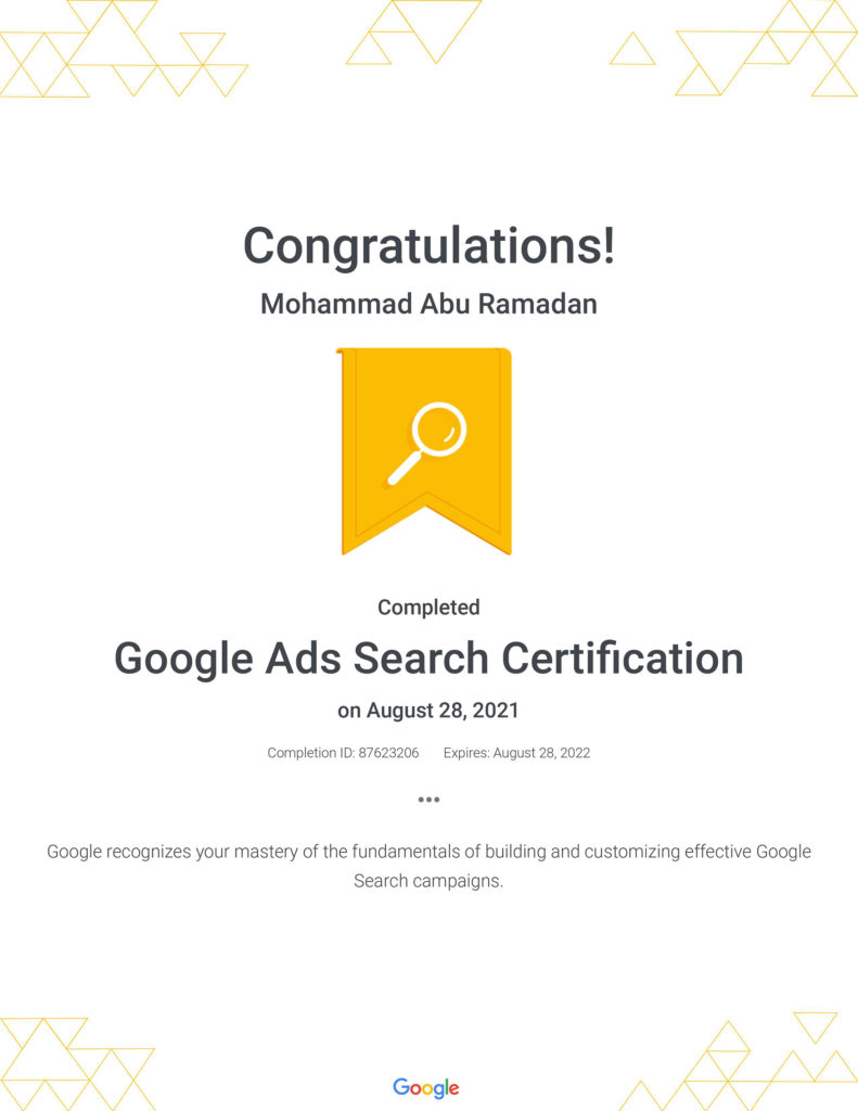 google-ads-search-certified-21-22